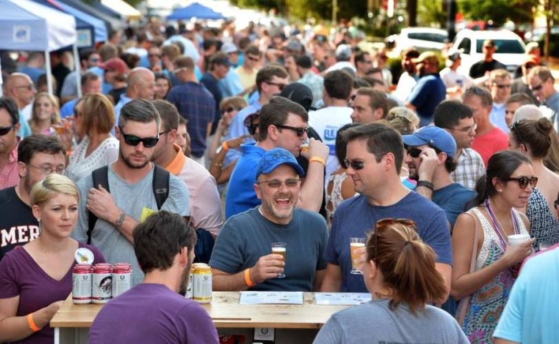 The Macon Beer Fest 2016